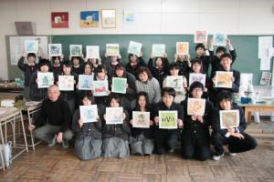 美術コース 版画教室