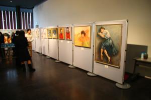 第50回 東青地区高等学校 美術展