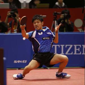 卓球全日本選手権ジュニア男子優勝!