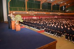 平成27年度 入学式