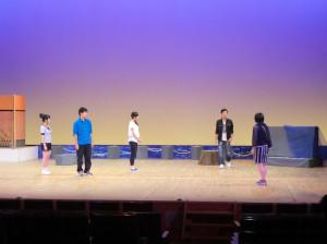 平成26年度高校生演劇ワークショップ兼夏季演劇発表会