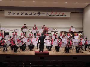 フレッシュコンサート2015 弘前文化センター