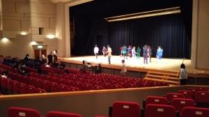 平成27年度青森県高等学校文化連盟演劇部「演劇講習会」