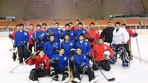 スポーツコースのスケート実習 第3弾!