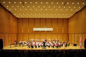 フレッシュコンサート2014 リンクモア平安閣市民ホール