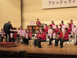 フレッシュコンサート2014 三沢市公会堂