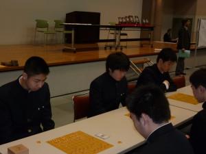 将棋選手権大会で入賞