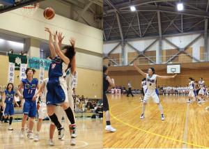 本校OGバスケットボールユニバーシアード日本代表選出
