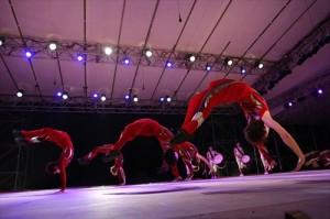男子新体操舞台「BLUE」1月24日25日開催