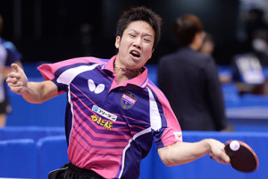 全日本卓球ナショナルチームに本校OB多数選出!