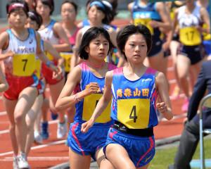 青森県高校総体 陸上競技大会 結果