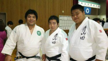 オリンピック選手泉浩氏の柔道教室に参加
