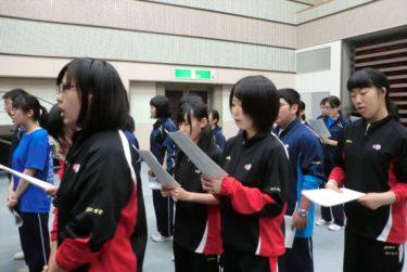 演劇コース生徒 演劇講習会に参加しました