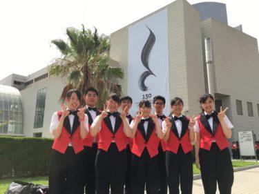 バレンシア国際吹奏楽コンクールdivision3 優勝