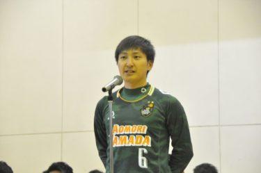 始業式・サッカー選手権表彰式&優勝報告会を行いました