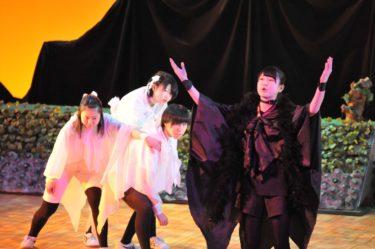 演劇部生徒による自主公演 「飛雄伝2017」