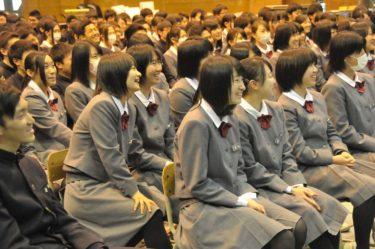 平成28年度 生徒会送別会