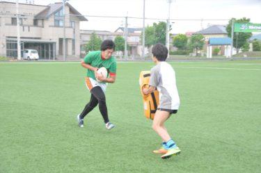 ラグビー高校日本代表候補に選出!