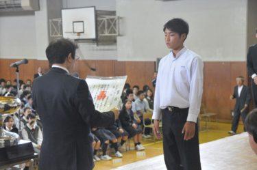 青森県高校総体報告会を行いました