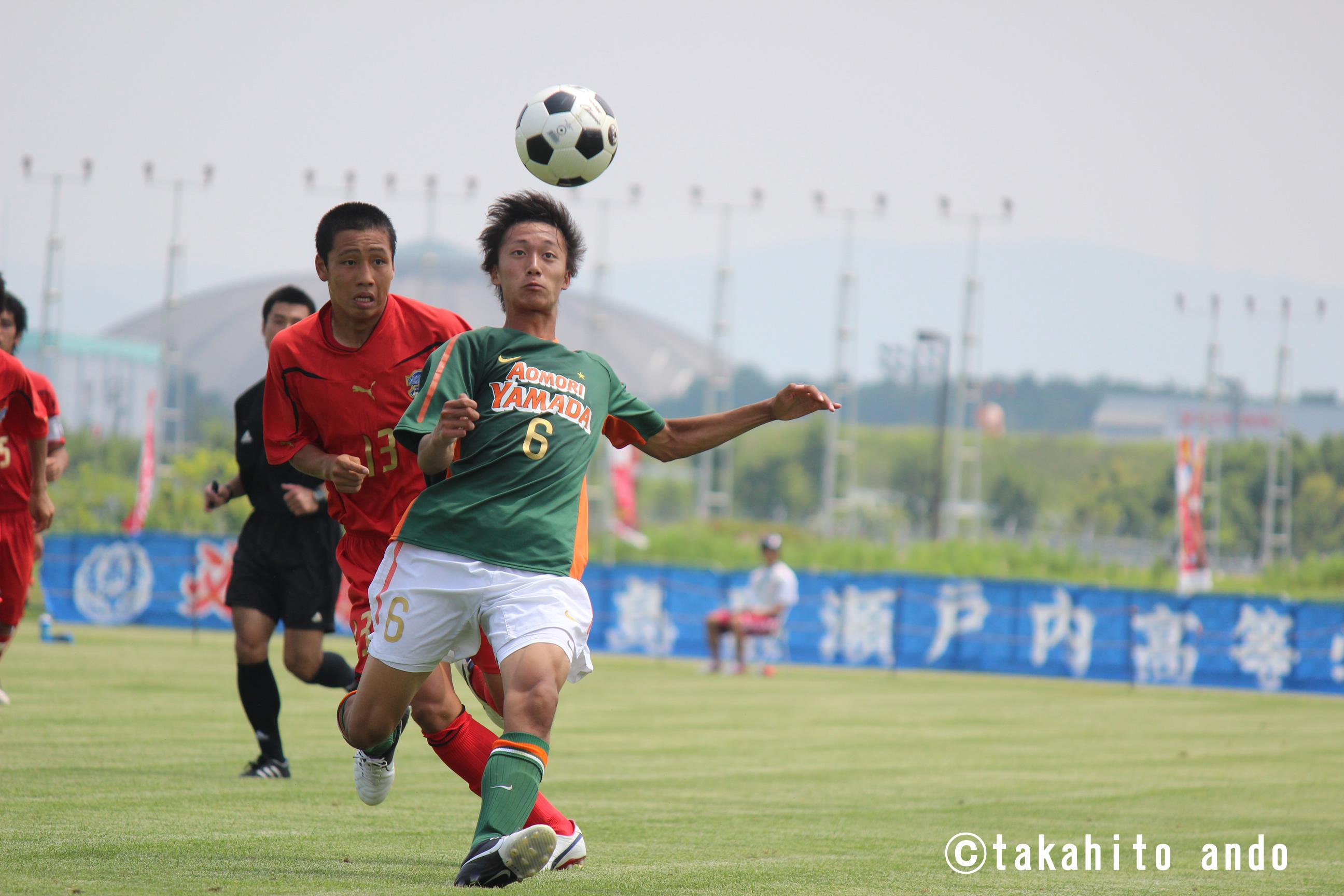 選手 青森 山田 サッカー