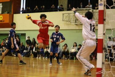ハンドボール部 春季大会 9年ぶり4回目の優勝!