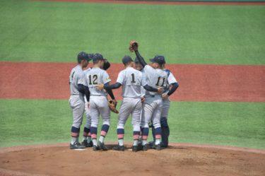 全国高等学校野球選手権青森大会 準決勝で敗退しました