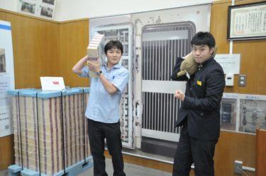 情報処理科2年生 日本銀行青森支店見学を実施しました
