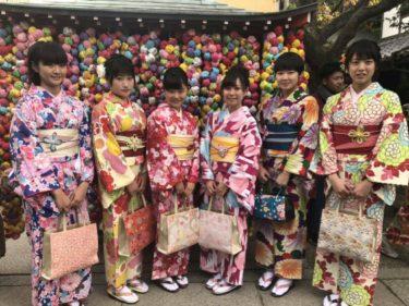 修学旅行 広島・関西コース 全行程終了しました