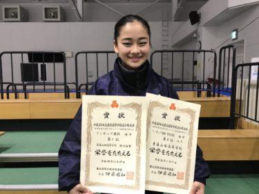 第30回東北高等学校スケート競技大会優勝!