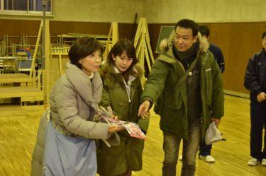 テレビ東京の番組で本校演劇部がテレビ出演しました(^^)