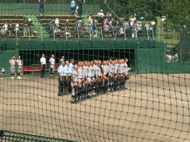 春季青森県高等学校野球選手権大会 準決勝勝利しました