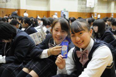 ローソン青森山田高校店出店説明会を行いました