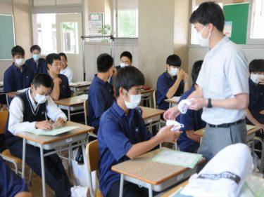 沼田建設様よりマスク1350枚ご寄贈いただきました(6月23日更新)