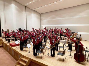 日本管楽合奏コンテスト全国大会 優秀賞に加えブレーン賞受賞!!