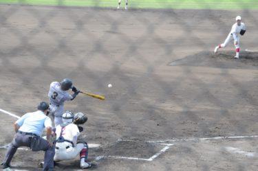 硬式野球部 準々決勝勝利!